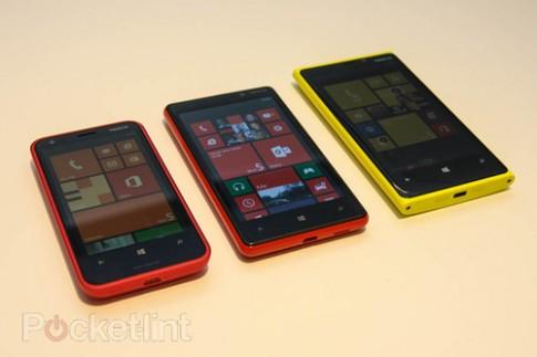 Ảnh thực tế Nokia Lumia 620 giá rẻ
