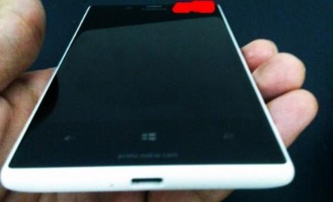 Ảnh thực tế Nokia Lumia 820