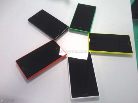 Ảnh thực tế Nokia Lumia 830