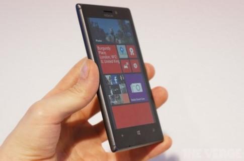 Ảnh thực tế Nokia Lumia 925