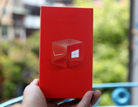 Ảnh thực tế Nokia Lumia 928
