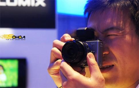 Ảnh thực tế Panasonic GX1