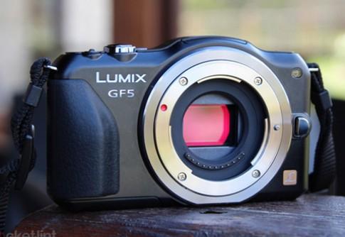 Ảnh thực tế Panasonic Lumix GF5