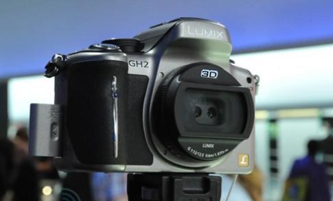 Ảnh thực tế Panasonic Lumix GH2