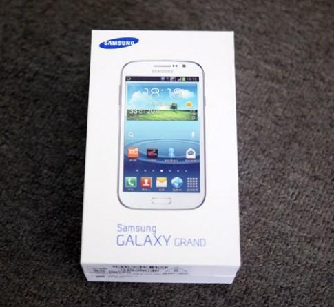 Ảnh thực tế Samsung Galaxy Grand Duos tại TP HCM