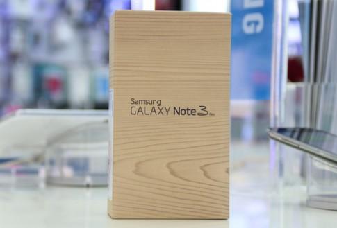 Ảnh thực tế Samsung Galaxy Note 3 Neo