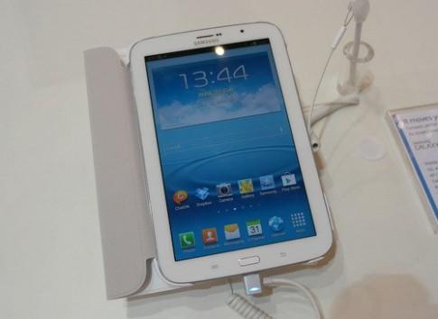 Ảnh thực tế Samsung Galaxy Note 8.0