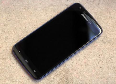 Ảnh thực tế smartphone FullHD Sharp SH-06E