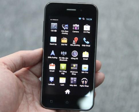 Ảnh thực tế smartphone HKPhone Revo S2