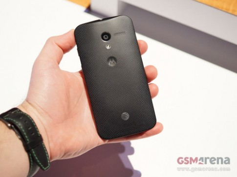 Ảnh thực tế smartphone thiết kế đẹp Moto X