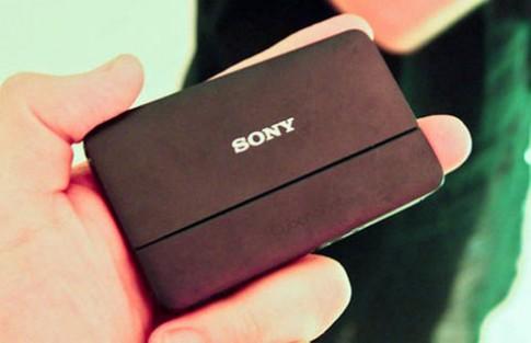 Ảnh thực tế Sony TX55 - máy ảnh du lịch mỏng nhất thế giới