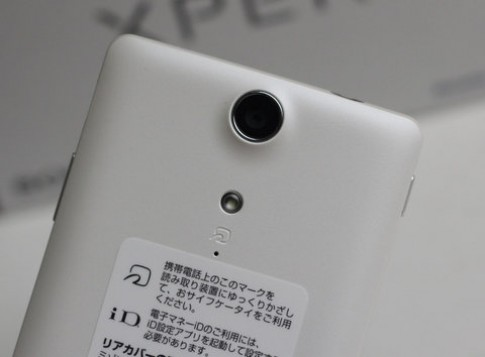 Ảnh thực tế Sony Xperia GX