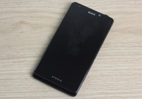 Ảnh thực tế Sony Xperia T