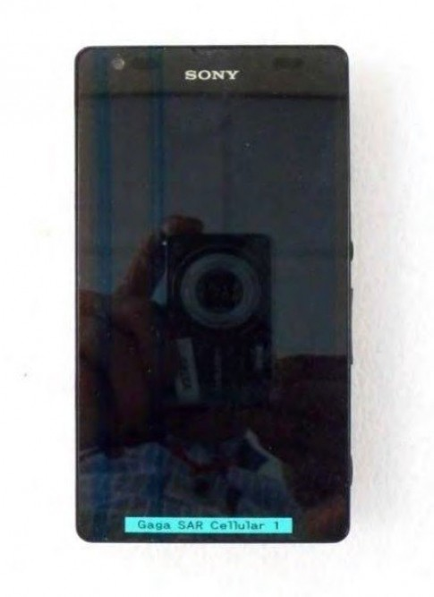 Ảnh thực tế Sony Xperia UL
