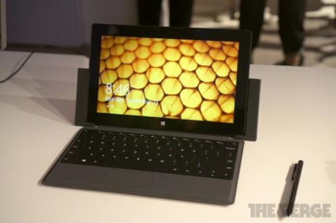 Ảnh thực tế Surface 2 và Surface 2 Pro (tiếp)