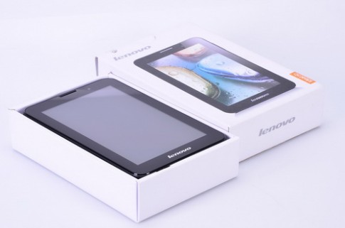 Ảnh thực tế tablet Lenovo IdeaTab A3000