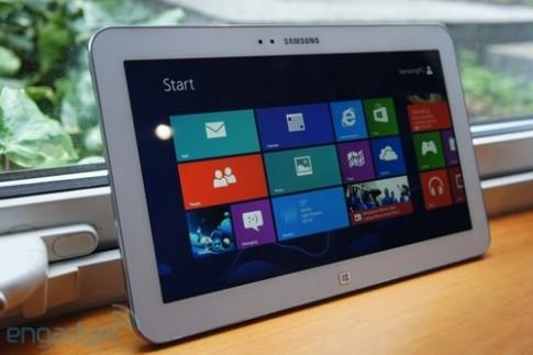 Ảnh thực tế tablet Samsung Ativ 3