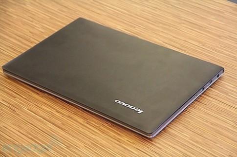 Ảnh thực tế U300s, Ultrabook của Lenovo