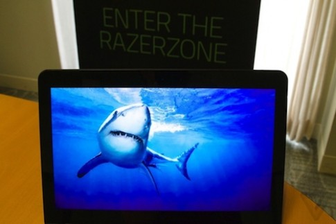 Ảnh thực tế và video giới thiệu Razer Blade 2014
