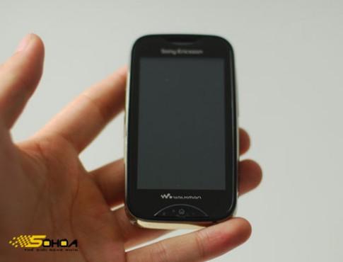 Ảnh thực tế Walkman WT13i