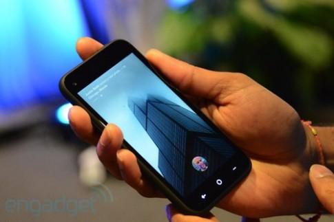Ảnh và video thực tế điện thoại HTC First