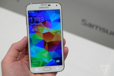 Ảnh và video thực tế Galaxy S5