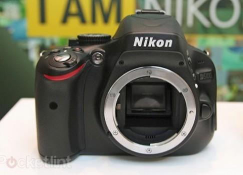Ảnh, video thực tế Nikon D5100