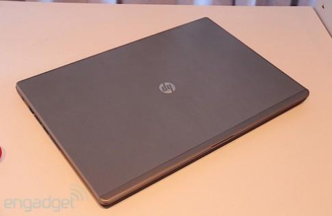 Ảnh, video thực tế ultrabook của HP