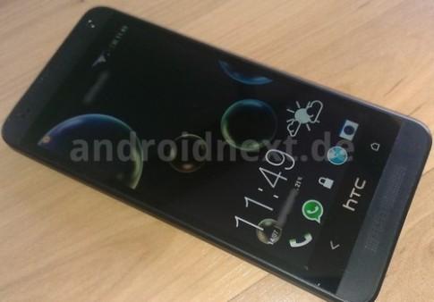 Ảnh xác nhận HTC One Mini dùng chip lõi kép và RAM 1 GB