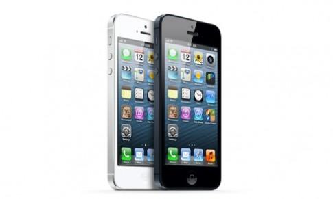 Apple bắt đầu nhận đặt mua iPhone 5