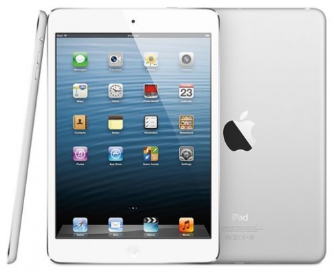 Apple bắt đầu phát triển màn hình Retina cho iPad Mini