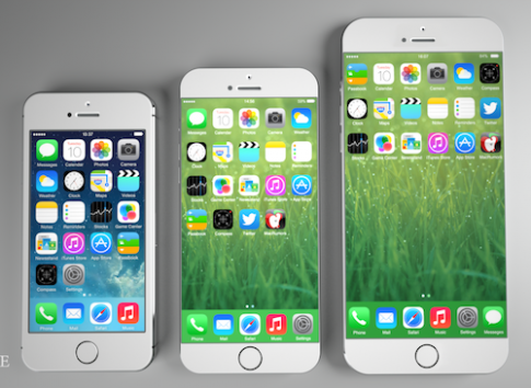 Apple chỉ ra mắt một phiên bản iPhone 6 màn hình lớn