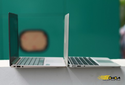 Apple có bằng sáng chế MacBook Air, ultrabook gặp khó