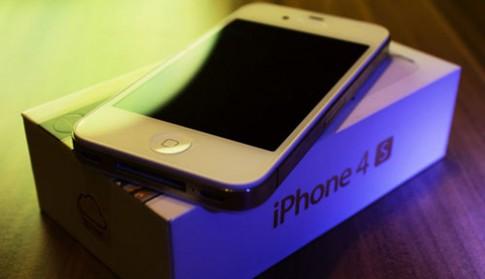 Apple có thể bán được 30 triệu iPhone 4S trong quý IV