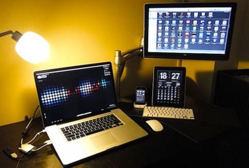 Apple có thể hợp nhất iOS và Mac OS X vào năm 2012