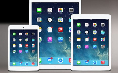 Apple có thể phát hành 3 mẫu iPad mới cuối năm nay