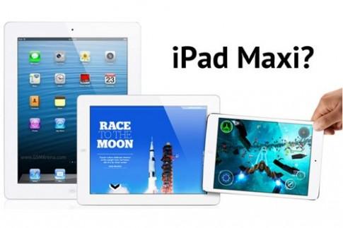 Apple có thể ra iPad màn hình gần 13 inch