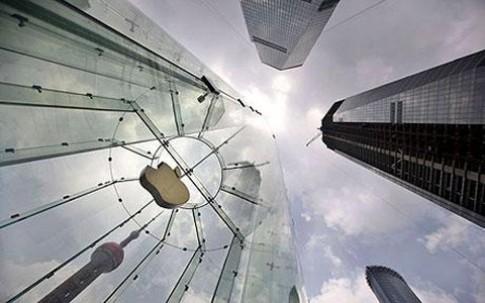 Apple có thêm 40 bằng sáng chế ở Trung Quốc