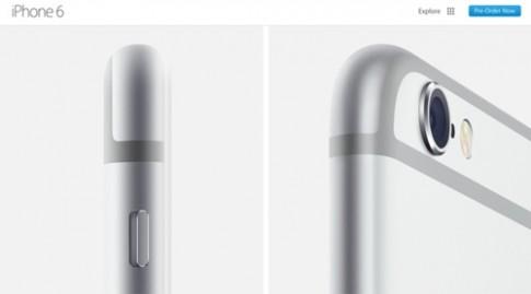 Apple cố tình giấu camera lồi trên iPhone 6 và iPhone 6 Plus