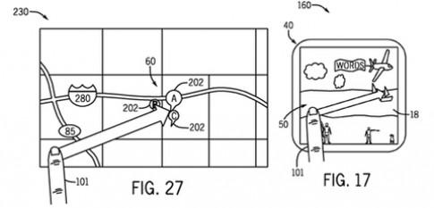 Apple đăng ký hai bằng sáng chế về thao tác cảm ứng