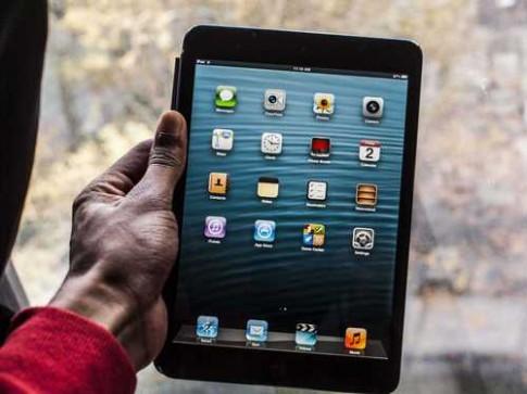 Apple đang thử nghiệm iPad Mini không có màn hình Retina