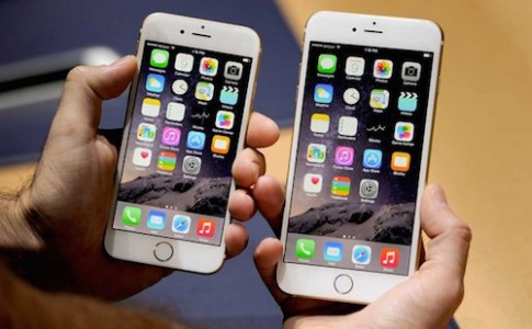 Apple dùng chip nhớ kém ổn định khiến iPhone 6 Plus bị 'treo'