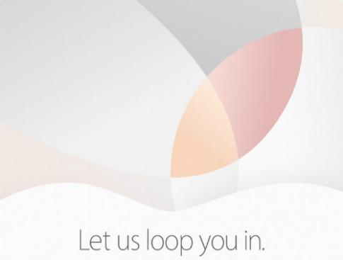Apple gửi thư mời ra mắt iPhone và iPad mới vào ngày 21/3