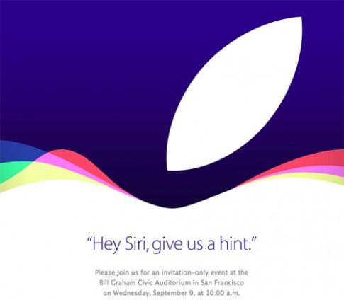Apple gửi thư mời sự kiện iPhone 6S ra mắt ngày 9/9