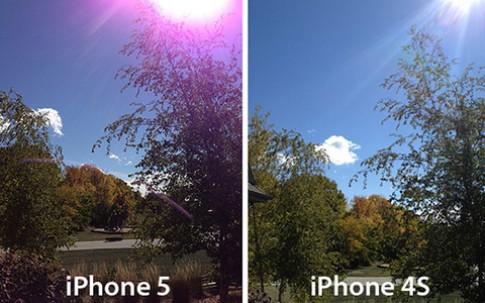 Apple khuyên người dùng tự xử lý lỗi camera iPhone 5 bằng tay