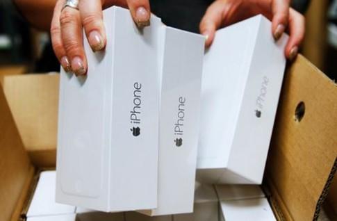 Apple lập kỷ lục bán 34.000 chiếc iPhone mỗi giờ