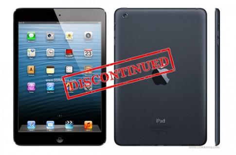 Apple ngừng bán iPad Mini