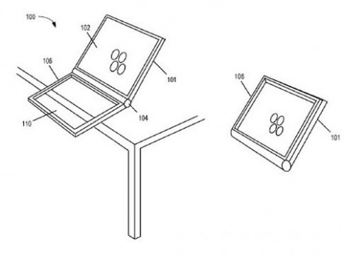 Apple phát triển trackpad hai mặt cho MacBook