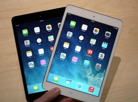 Apple sản xuất 4 triệu máy iPad Mini Retina mỗi tháng