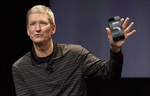 Apple sẽ giới thiệu iPhone 5 vào 4/10